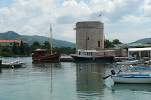 Tvrđava Koruna, Mali Ston, Croatia
