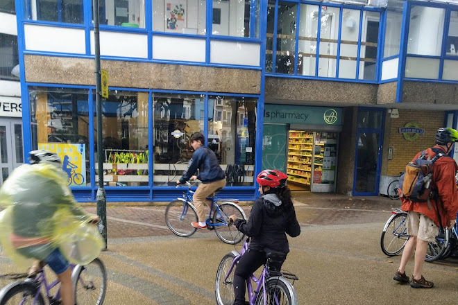 Baja Bikes London, London, United Kingdom