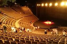 Teatre Grec, Barcelona, Spain