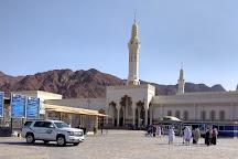 Grave of Hamza ibn Abdul-Muttalib, Medina, Saudi Arabia