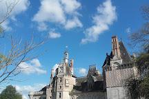 Chateau de Montigny-le-Gannelon, Cloyes-sur-le-Loir, France