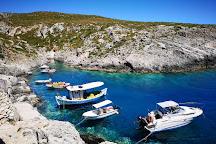 Porto Roxa Beach, Zakynthos, Greece