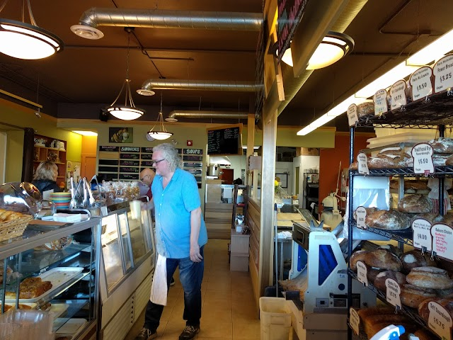 Earth Bound Bakery And Deli
