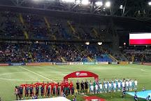Astana Arena, Astana, Kazakhstan