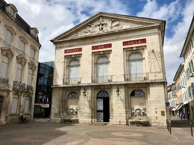 Mairie de Bourg-en-Bresse