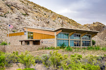 Dinosaur National Monument visitor center, Jensen, United States