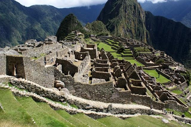 Old City Gates to Machu Pichu
