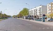 Astana Bike, проспект Абая, дом 97 на фото Астаны