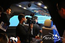 AviaSim Toulouse - Simulateur de vol, Beauzelle, France