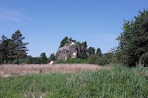 Rock Castle Sloup, Sloup, Czech Republic