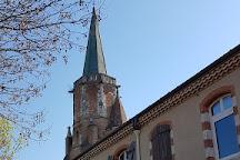 Chapel Church Église Notre-Dame de la Chapelle, Lachapelle, France