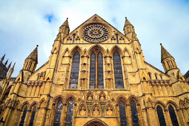 The Cathedral and Metropolitical Church of St Peter in York
