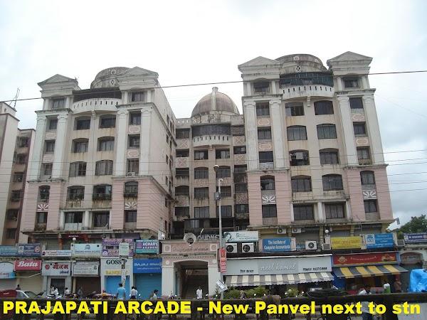 Prajapati Group 405 407 Persepolis Building Plot No 74 Sector 17 Vashi Navi Mumbai Maharashtra 400703 भ रत
