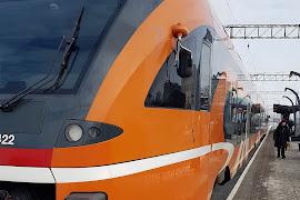 Железнодорожная станция  Ülemiste