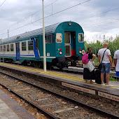 Железнодорожная станция  Ricadi
