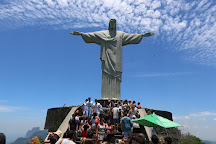Corcovado - Christ the Redeemer, Rio de Janeiro, Brazil