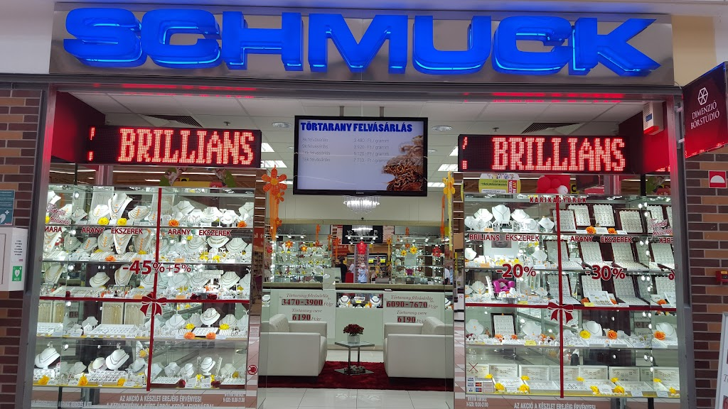 Schmuck Ékszer Auchan (Soroksár) b25bbb5871