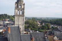 Eglise Saint Antoine, Loches, France
