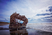 Peter Iredale Ship Wreck, Warrenton, United States