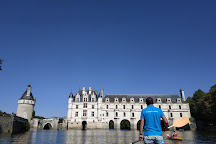Kayak Family, Chenonceaux, France