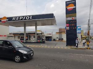 Grifo San Fernando REPSOL 9