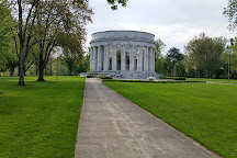 Harding Memorial, Marion, United States