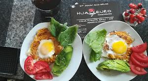 Huayruro Peruvian Coffee Shop 2