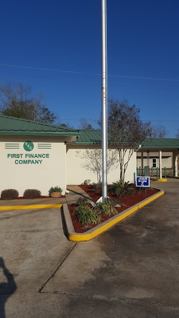 First Finance Co-Franklinton Payday Loans Picture