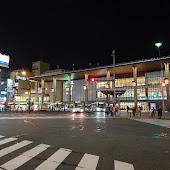 Железнодорожная станция  Nagano