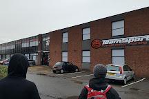 TeamSport, Bristol, United Kingdom