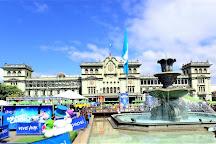 Palacio Nacional, Guatemala City, Guatemala