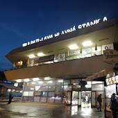 Железнодорожная станция  Bratislava hl.st.