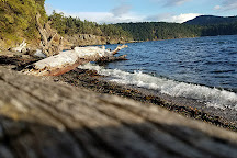 Obstruction Pass State Park, Orcas Island, United States