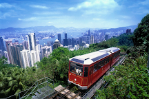 Peak Tram Fast-Track Guided Tour, Hong Kong, China
