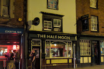 The Half Moon, Oxford, United Kingdom