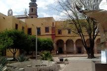 Iglesia de Santa Rosa de Viterbo, Queretaro City, Mexico