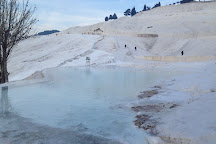 Pamukkale Thermal Pools, Pamukkale, Turkey