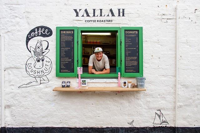 Yallah Coffee Kiosk