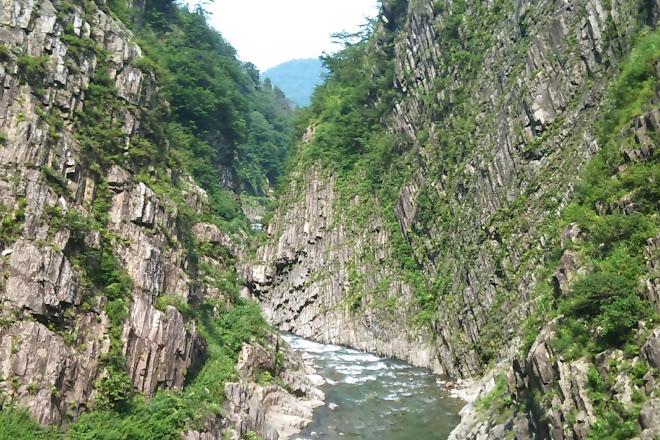 Kiyotsu Gorge, Tokamachi, Japan