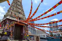 Arulmigu Sri Rajakaliamman Glass Temple, Johor Bahru, Malaysia