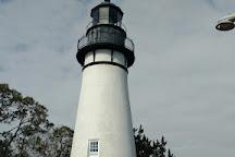 Amelia Island Lighthouse, Fernandina Beach, United States