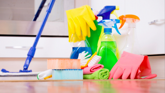 Move Out Cleaning San Diego