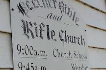 Beecher Bible and Rifle Church, Wamego, United States