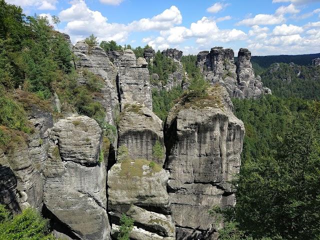 Neurathen Castle Ruins