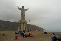 Cristo del Pacifico, Chorrillos, Peru