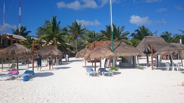 Playa Xpu Ha Quintana Roo México