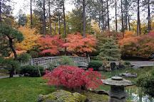 Nishinomiya Tsutakawa Japanese Garden, Spokane, United States