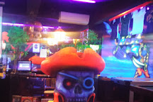 Pirates MiniGolf, Cancun, Mexico