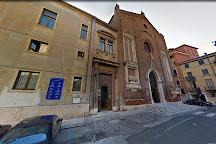 The Church of Sant'Eufemia, Verona, Italy