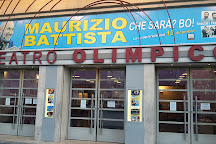 Teatro Olimpico, Rome, Italy